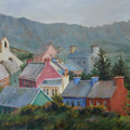 Cathy Goodale painting portfolio Columbine Gallery Loveland Colorado art