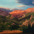Gary Miller painting portfolio Columbine Gallery Loveland Colorado art