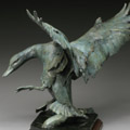 Sandy Scott bronze sculptor Columbine Gallery portfolio of artwork