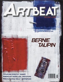 Artbeat Volume 1 featuring Carolyn Barlock's original Luster and Gold creations along with Bernie Taupin
