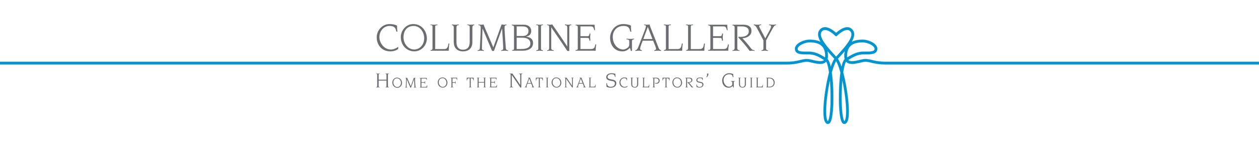 Columbine is the Colorado State flower and symbol for Spirit. Our Loveland location of Columbine Art Gallery and the National Sculptors' Guild has quickly become the largest original fine art source in Colorado located across the street from Sculpture in the Park events at Benson Park, we feature artwork by 50 represented artists year round, ship worldwide.