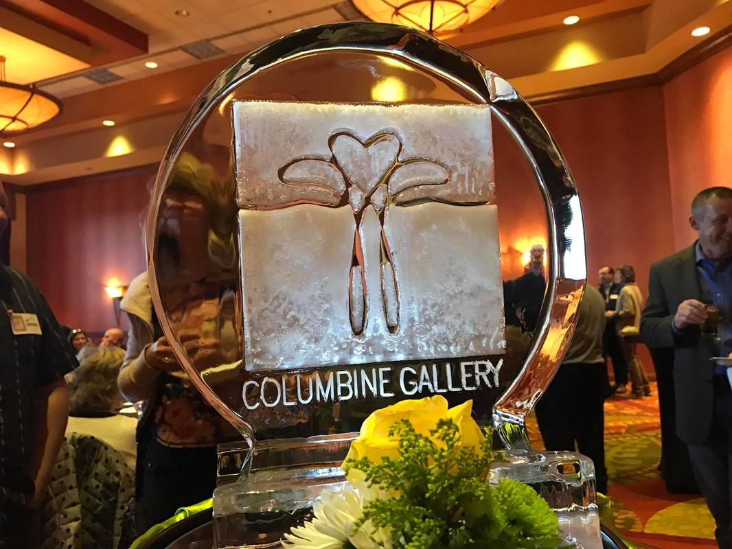 Columbine Gallery is proud to sponsor the Colorado Governor's Art Show & Sale. We had a wonderful time at the Artist and Sponsors Appreciation Party and look forward to the opening night gala April 28th https://governorsartshow.org/purchase-tickets/