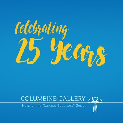 Columbine Gallery 25 years of dedication to the Arts, Artists and Our Patrons. Colorado's largest fine art source and home of the National Sculptors' Guild. Specializing in significant public art.