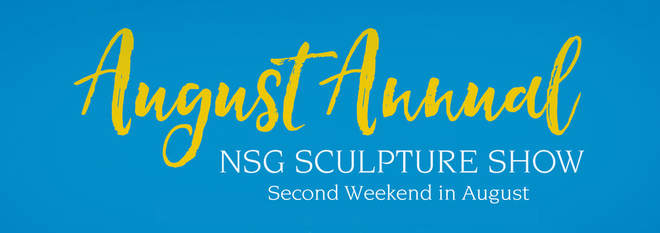 23rd Annual National Sculptors' Guild Exhibition and Sale 2nd weekend in August at Columbine Gallery, Loveland, Colorado NSG Sculpture Garden